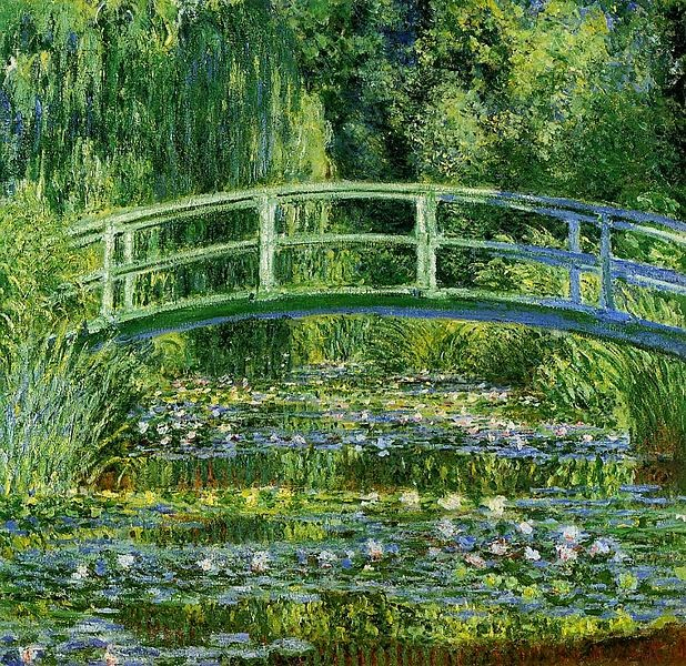 Water Lillies by Monet