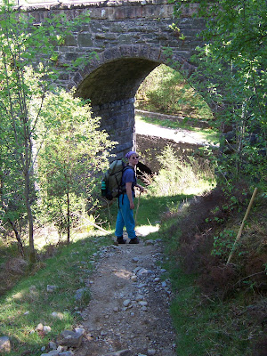 annajcook hiking the West Highland Way (May 2004)