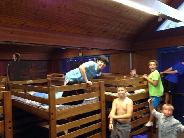 slavens 8th grade math  sea camp dorm and schedule