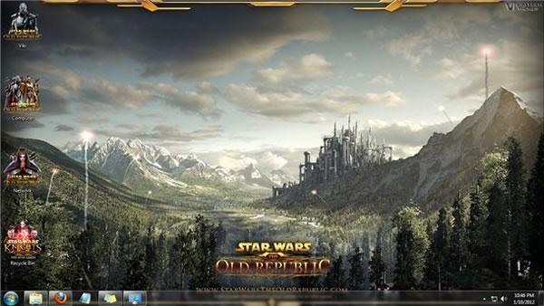 star wars la antigua república