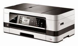 Get Brother MFC-J4615DW printer's driver, learn about ways to setup