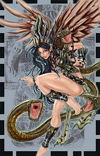 Coatlicue Aztec Great Goddess Image