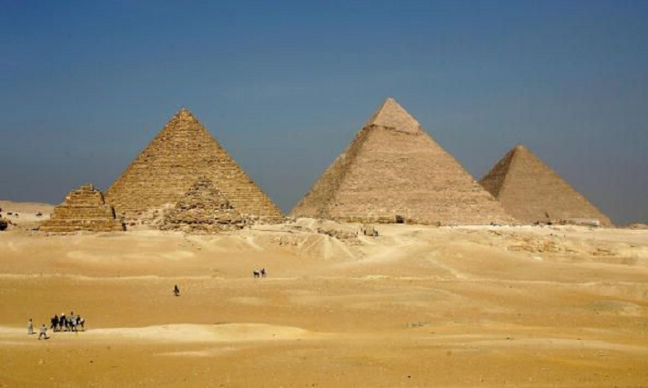 Heritage: Egypt arrests 3 for selling stones from Giza Pyramids