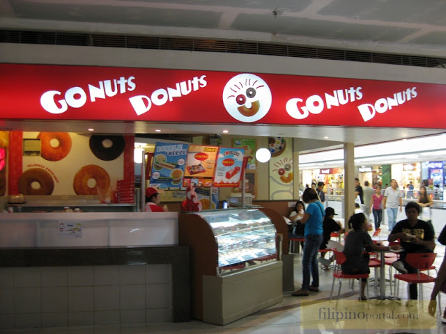 Go Nuts Donuts photo