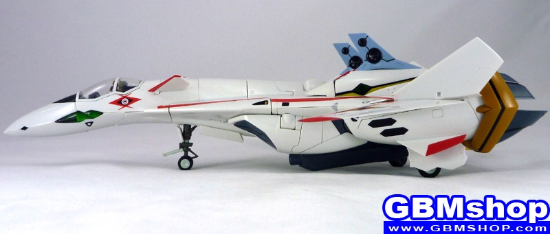 Macross 7 VF-19P Excalibur Planet Zola Patrol Color Fighter Mode