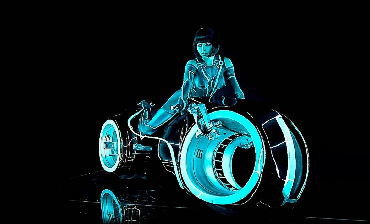 Wallpaper 3d Bike Tron Legacy Download: Wallpaper 3D Bike Tron Legacy Download