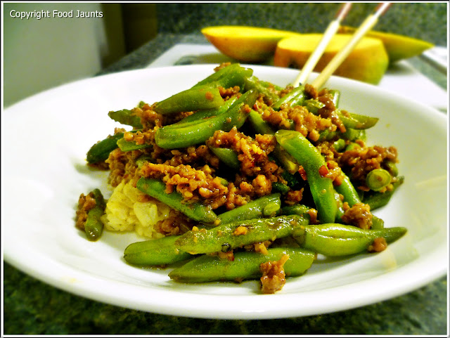 Szechuan Green Beans with Pork