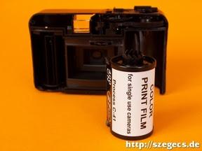 Color Print film