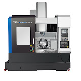 5-axis Universal Machining Center for Mold Makers