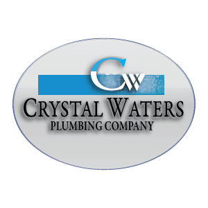 Crystal Waters Plumbing Company Logo