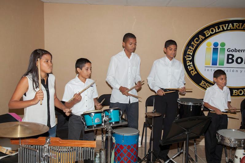 La nueva sede de El Sistema en Ciudad Bolívar, proyecto que llevó adelante el gobernador de Bolívar, Francisco Rangel Gómez, tiene pequeños salones para los ensayos de los ensambles de música académica y popular