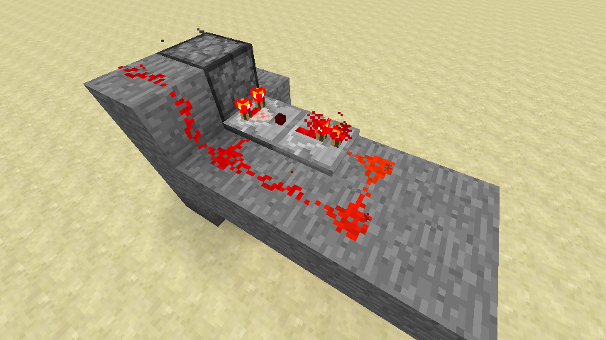 Simple Redstone Device: The Garbage Disposal | Mine, build, eat