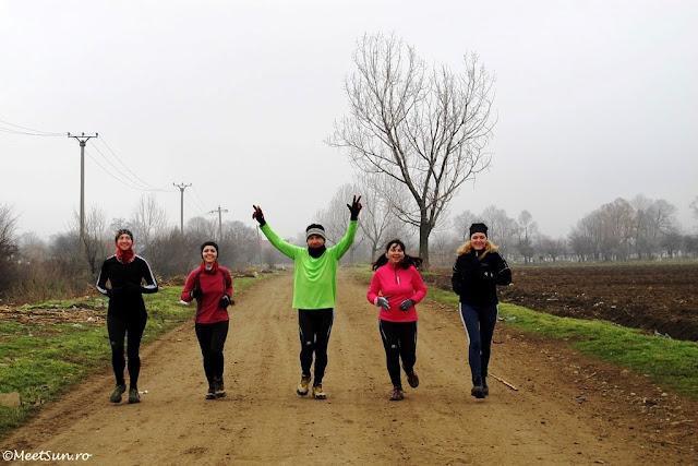 alergare si prietenie