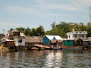 Right after the DTS, we took our first real vacation here in Madagascar.  This is the port town where we took a boat to nearby Ile Sainte Marie.