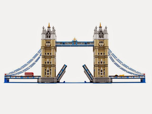 10214 レゴ タワーブリッジ(クリエイター・エキスパート)