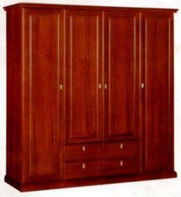 Tư vấn chọn mua tủ quần áo gỗ sồi