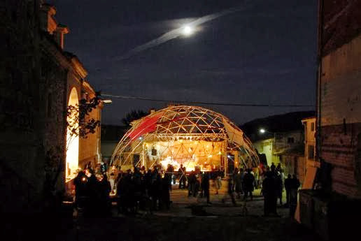 Foto del I Gaire en Pancrudo, septiembre de 2008
