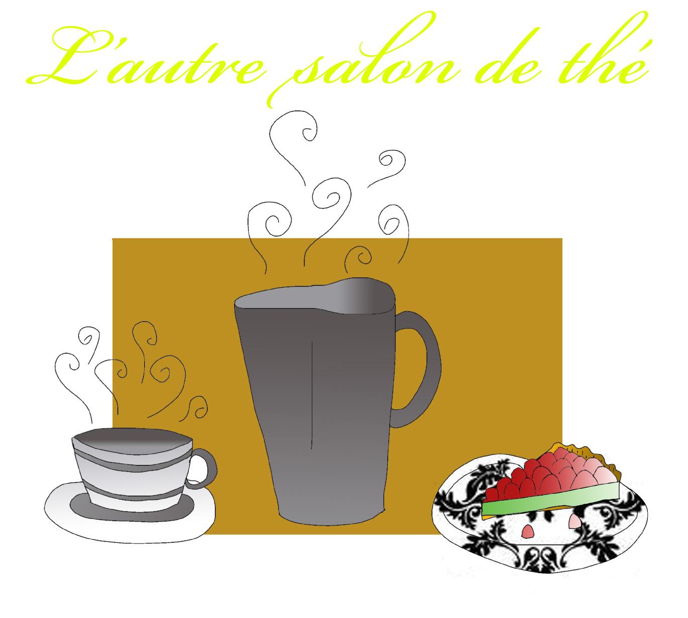 Les petits plats d 39 huguette l 39 autre salon de th for L autre salon de the toulouse
