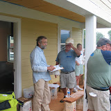 Habitat Build Day - Aug 25