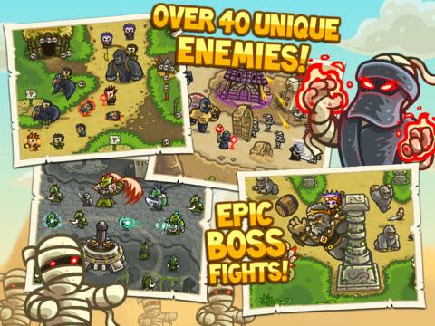 Kingdom Rush Frontiers đã có mặt trên App Store 4