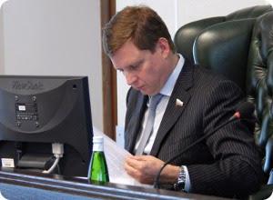 Состоялось заседание Совета руководителей представительных органов местного самоуправления