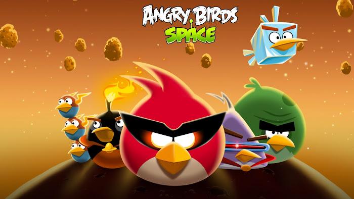 Hình nền về những chú chim điên trong Angry Birds - Ảnh 14
