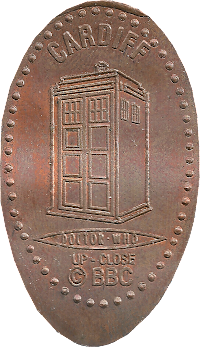 Doctor Who penny