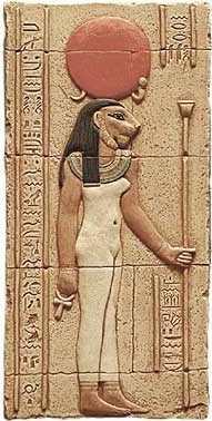 Goddess Sekhmet Image