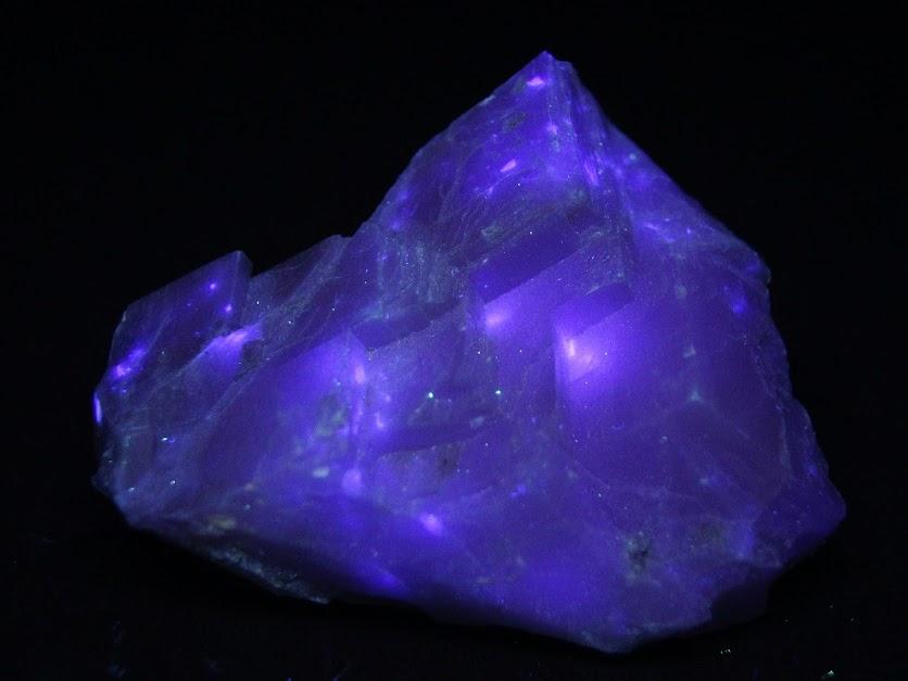 Colección de Minerales Fluorescentes Calcita%252CMures%252CJae%25CC%2581nUVC