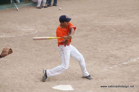 César David González Chávez de Burócratas en el softbol dominical