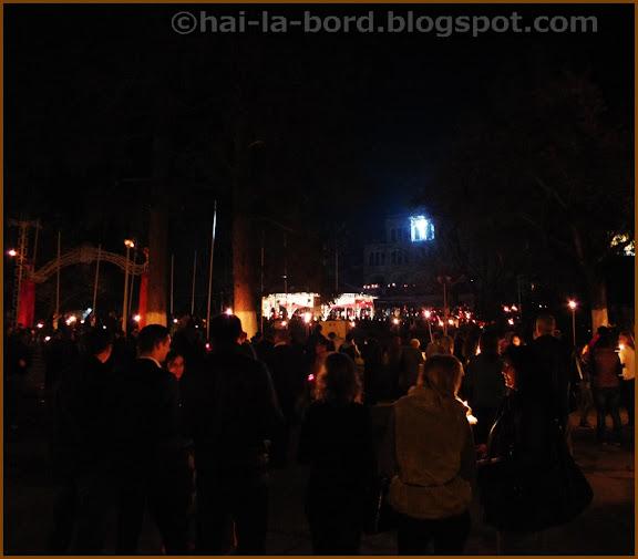 slujba inviere parc baile herculane 2012