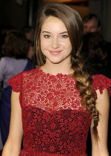 Surprising 20 Pictures Of Shailene Woodley Fashion And Hairstyles 2017 Hairstyles For Men Maxibearus
