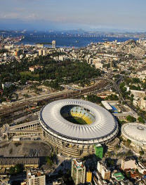 Brazil – In the Shadow of the Stadiums