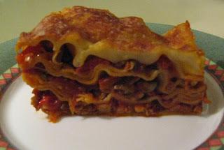 lasagnes façon kebab