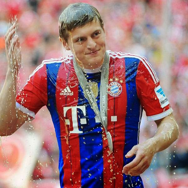 Toni Kroos will be unveiled as Real Madrid's latest high profile signing on Thursday after the European champions agreed a six-year deal to sign the Germany World Cup winner from Bayern Munich.