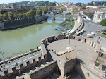 The River Tiber beckons