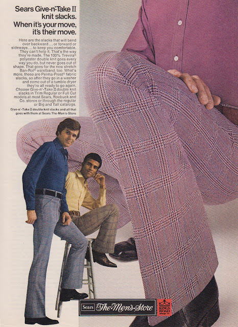 1972 Sears Slacks