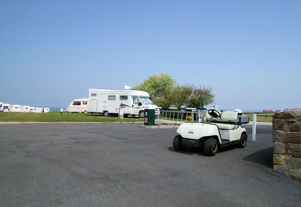 Touring Caravan Sites Near Alton Towers
