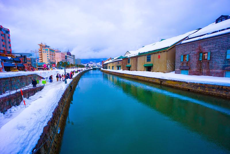 小樽運河 写真3