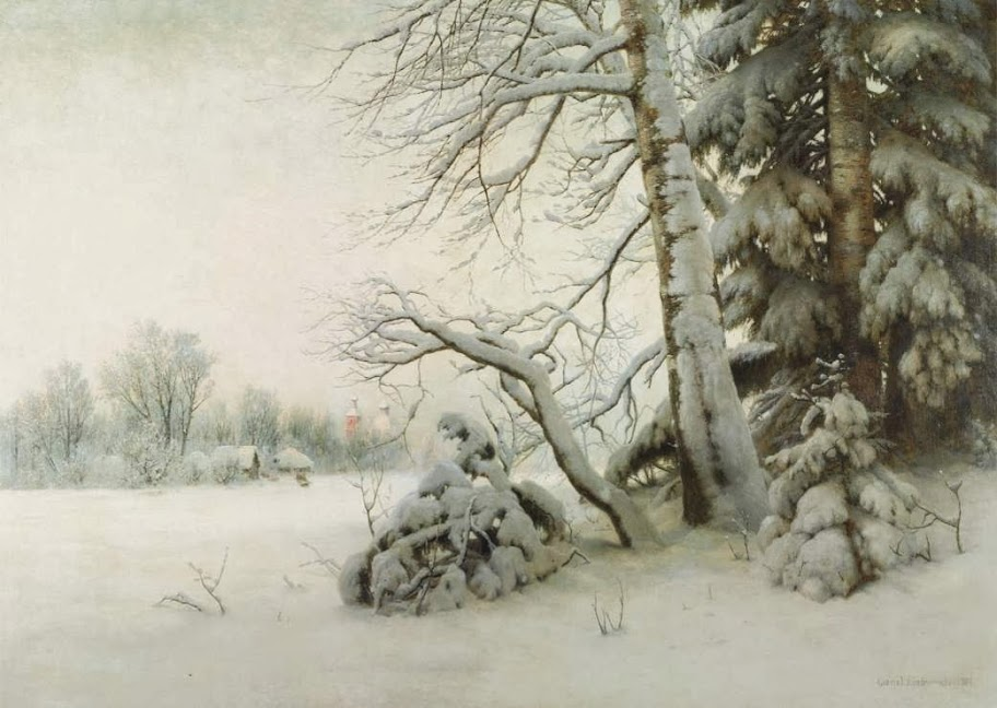 Gavril Kondratenko - Winter Morning