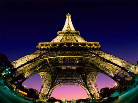 Tour Eiffel, bonita