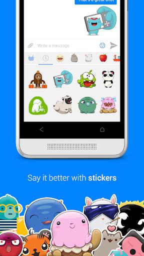 Facebook Messenger v4.0.0.7.1 for Android