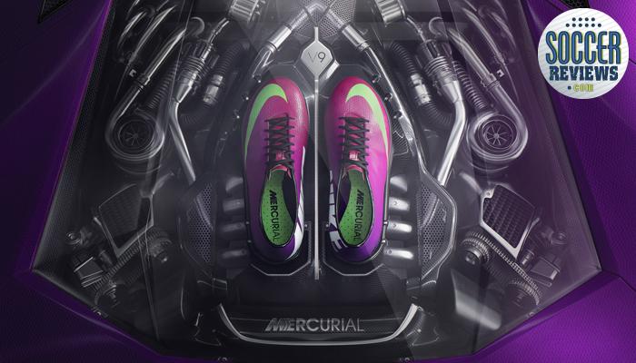 Chuteiras Nike Mercurial IX - PES 2013