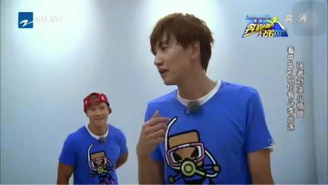 Running Man China Vs Running Man Korea Special ~ Everything Sweet