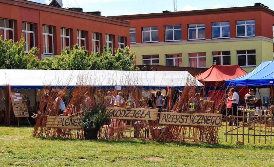 Plener rękodzieła artystycznego w Sierakowicach