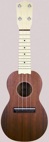 brüko prototype mini pocket sopranino ukulele corner
