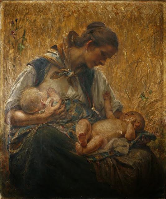Bertha Wegmann - Maternity.