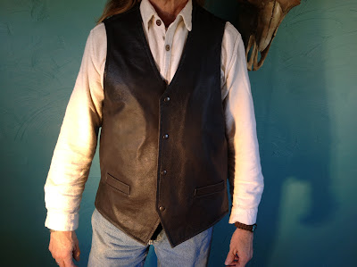 Concealed Canyon Leather CC Vests