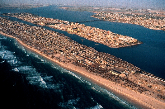 Isla de Saint Louis, Senegal, África, UNESCO, Patrimonio Humanidad, JAZZ