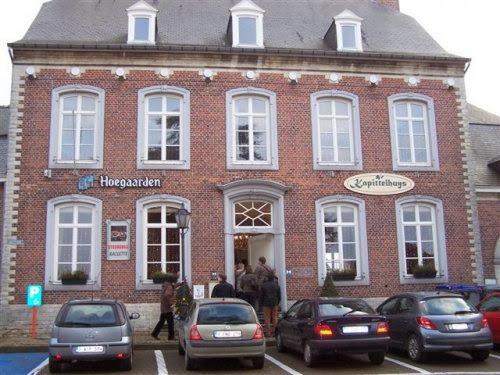 Het Kapittelhuis in Hoegaarden
